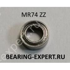 MR74 ZZ Craft купить в Санкт-Петербурге ✓ Подшипник-эксперт ✓ Цена 100 р.